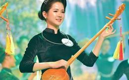 Vẻ đẹp trong trẻo của cô gái Tày đăng quang Người đẹp Du lịch non nước Cao Bằng