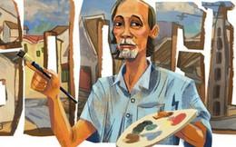 Sau Trịnh Công Sơn, Bùi Xuân Phái được Google vinh danh