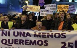 16 ngày hành động chống bạo lực giới ở 164 quốc gia