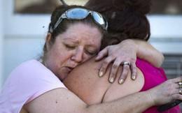 Gần 60 người thương vong trong vụ xả súng ở Texas