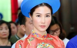 Diễm My 9x được 'nhân chứng sống' triều Nguyễn khen có cốt cách của phụ nữ xưa