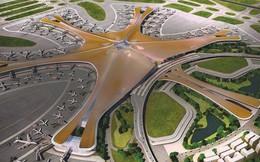 Cận cảnh 'siêu sân bay' Đại Hưng sắp khánh thành ở Bắc Kinh