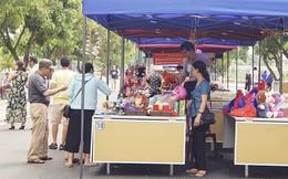 Phố đi bộ Trịnh Công Sơn đìu hiu trong sáng đầu tiên hoạt động