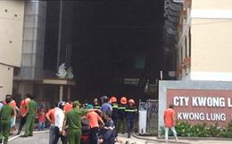 Vụ cháy KCN Trà Nóc: Sơ tán dân, cứu hỏa thâu đêm