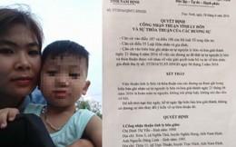 Khiếu nại chậm thi hành án, người mẹ bị cắt luôn quyền nuôi con