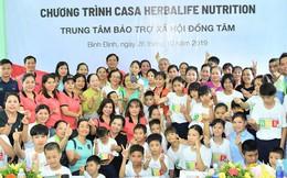 Hơn 620 triệu đồng cải thiện dinh dưỡng cho trẻ hoàn cảnh khó khăn