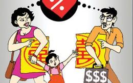 Nợ nần giải quyết thế nào khi ly hôn?