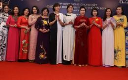 15 nữ doanh nhân tỏa sáng tại cuộc thi Bông sen vàng thủ đô 2017