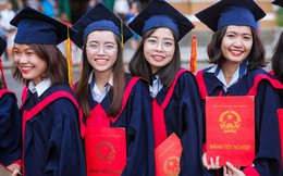 Bỏ xếp loại bằng tốt nghiệp ĐH: Phụ lục văn bằng vẫn ghi rõ xếp loại