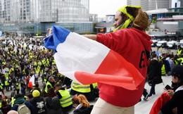 Pháp: Hàng nghìn người biểu tình 'Áo vàng' tiếp tục xuống đường
