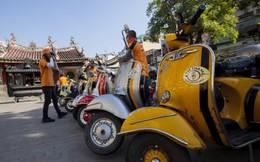 Tour Vespa khám phá Sài Gòn