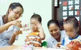 Lần đầu lập trung tâm hỗ trợ trẻ khuyết tật trí tuệ vùng miền núi