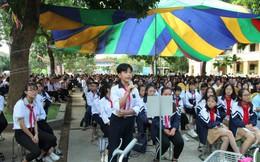 Hà Nội: Hơn 1.000 học sinh tham gia Diễn đàn trẻ em tại huyện Đông Anh