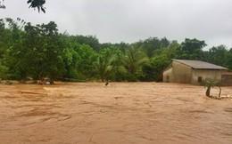 Mưa lũ tại Tây Nguyên làm 8 người chết, gần 1.500 căn nhà bị ngập