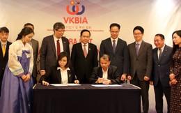 Ra mắt Hiệp hội doanh nhân và đầu tư Việt Nam - Hàn Quốc