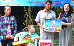 Hành trình 10 năm khát vọng sống kết nối cộng đồng trợ giúp người nghèo