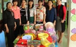 Đà Nẵng hỗ trợ thiết bị cho 18 nhóm trẻ khu công nghiệp