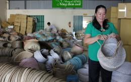 Nữ giám đốc tạo việc cho 7.000 lao động nông nhàn