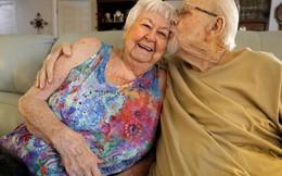 75 năm tình vẫn mặn nồng