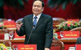 Ông Trần Thanh Mẫn tái đắc cử Chủ tịch UBTƯ MTTQ Việt Nam khóa IX