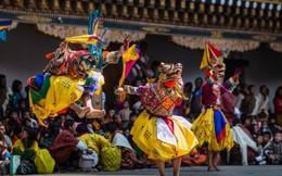 Mê đắm vẻ đẹp đa sắc của Bhutan qua những tấm ảnh