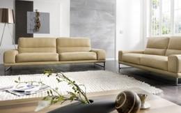 5 lưu ý khi chọn sofa cho phòng khách