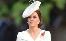 Công nương Middleton Kate mang thai lần 3