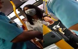 Hà Nội: 2 phụ nữ đi xe bus kinh hãi bởi kẻ biến thái 'tự sướng' sau lưng