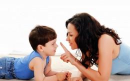 Im lặng cho trẻ cơ hội giãi bày