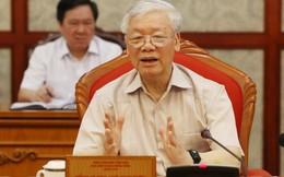 Tổng Bí thư Nguyễn Phú Trọng: Chuẩn bị và tổ chức thật tốt đại hội đảng bộ các cấp