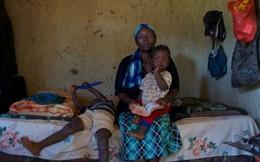 Chuyện đau lòng ở nơi có tỷ lệ lây nhiễm HIV cao nhất thế giới
