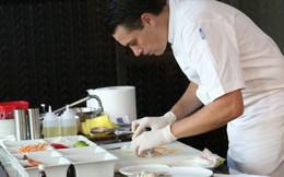 Chàng đầu bếp Tây mê Tết Việt