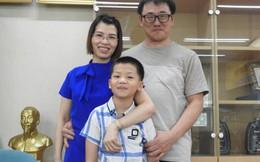 Hạnh phúc đến muộn của cặp đôi vợ Việt-chồng Hàn