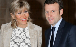 Người vợ hơn 24 tuổi của ứng viên Tổng thống Pháp