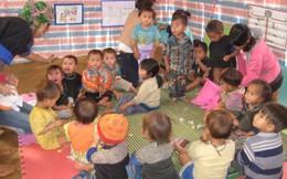 Hỗ trợ tiền ăn trưa cho trẻ học mẫu giáo diện khó khăn