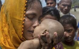 Số phận phụ nữ, trẻ em Rohingya trên đường chạy loạn