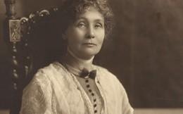 Thủ lĩnh phong trào đòi quyền bầu cử cho phụ nữ Anh