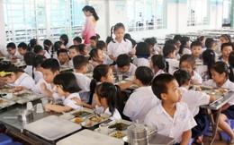 Trường quốc tế ở TPHCM: Cha mẹ muốn vào kiểm tra bữa ăn bán trú của con