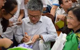 GS Ngô Bảo Châu, Vũ Hà Văn 'đánh bật' bão số 3