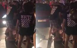 Hà Nội: Vợ bế con nhỏ lao vào đánh ghen cô gái trẻ náo loạn phố Xã Đàn