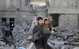 Nỗi thống khổ của người dân Syria giữa hai làn đạn