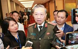 Vụ Thượng úy công an hành xử côn đồ: Bộ trưởng Công an nói gì?