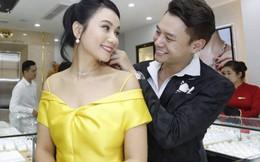 """Anh Dũng """"Sống chung với mẹ chồng"""" mua nhẫn cưới tặng Lương Giang?"""