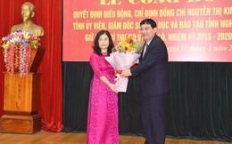 Nhân sự mới 3 tỉnh Nghệ An, Thừa Thiên - Huế, Quảng Ngãi