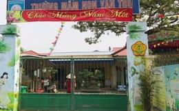 Vụ cô giáo nghi nhét chất bẩn vào vùng kín học sinh ở Thái Nguyên: Nhà trường lên tiếng
