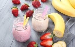 Các công thức smoothie giúp giảm cân nhanh chóng
