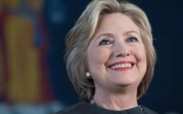Hillary Clinton là người phụ nữ được ngưỡng mộ nhất nước Mỹ