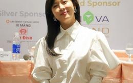 Ha Ji-won xúc động khi trở lại Việt Nam với vai trò đại sứ quốc tế của Operation Smile