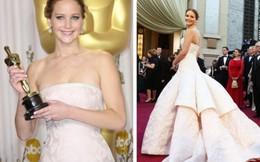 15 trang phục thảm đỏ ấn tượng nhất trong lịch sử giải Oscar