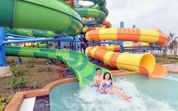 Công viên nước nghìn tỉ sắp khai trương tại Hạ Long